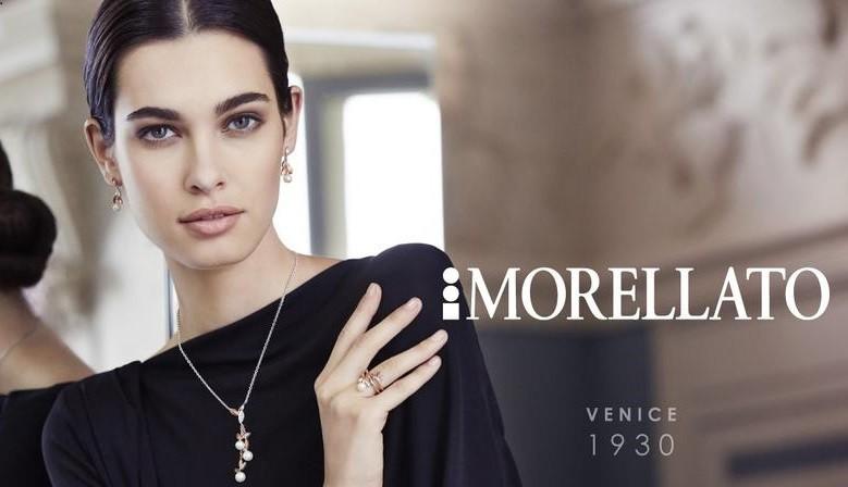 Gioielli Morellato con la serie drops consolida il successo del gioiello in acciaio.
