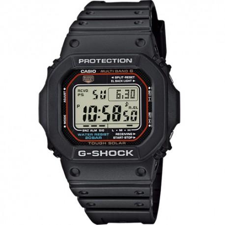 Orologio Casio da uomo Radiocontrollato G Shock GW-M5610-1ER solare