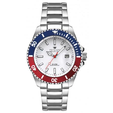 Orologio Pryngeps da uomo e da donna tipo Rolex, Submariner, Day Just