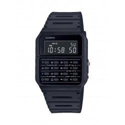 Casio vintage da uomo lcd ca-53w calculator crono watch digitale nero data giorno