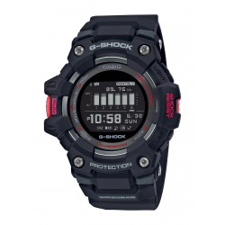Casio G-Shock G-Squad uomo Bluetooth steptracker per fitness crono nero