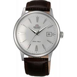 orologio da uomo Orient automatico day date diver 200 mt acciaio minerale blu