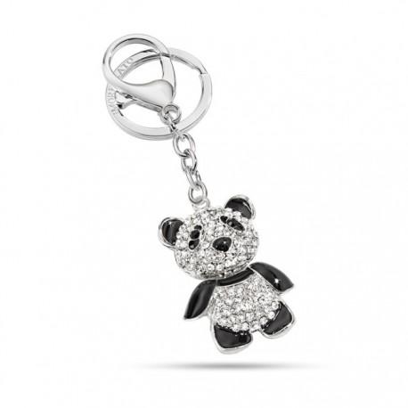 Portachiavi Panda Morellato donna in acciaio SD0338