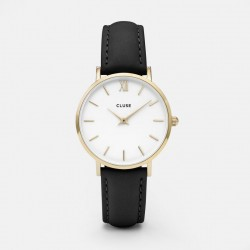 Cluse Minuit CLUCL30019 Gold White Black