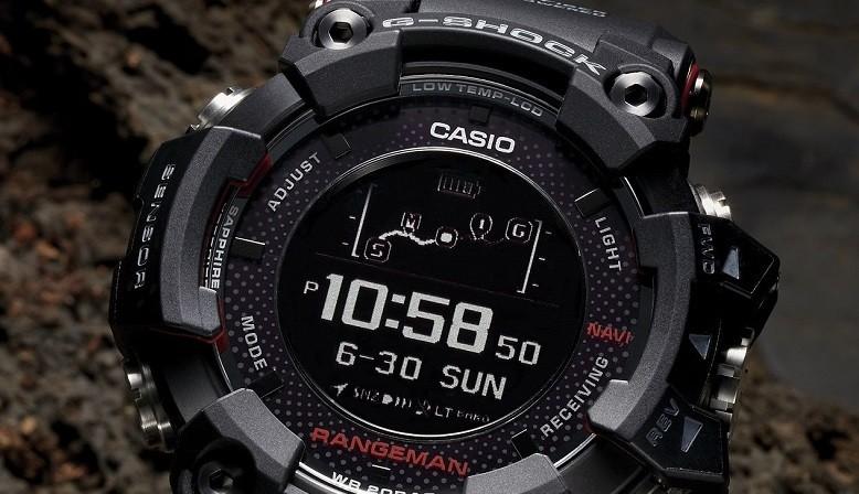 Orologi Casio tecnologia all'estremo