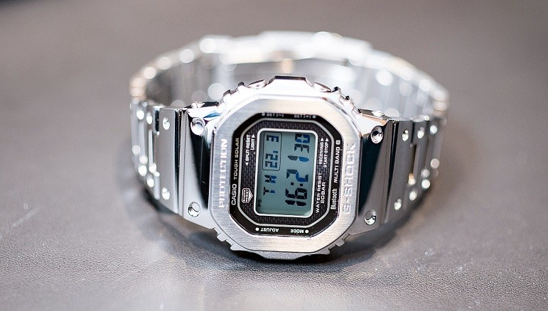 Casio best technology !