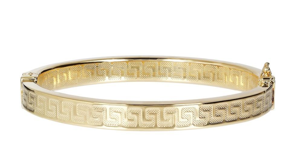 Gioielli in bronzo placcato oro 18 kt made in Italy
