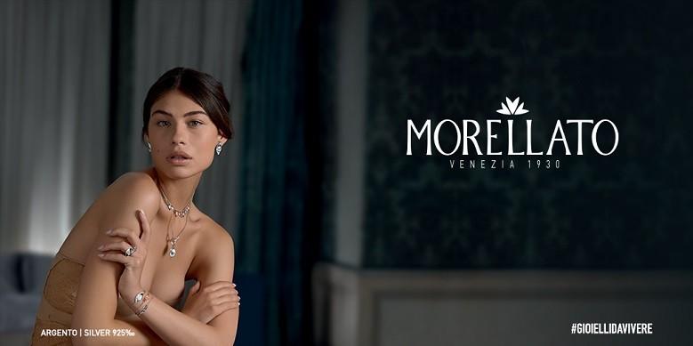 Gioielli Morellato con la serie Perfetta consolida il successo del gioiello in argento 925.