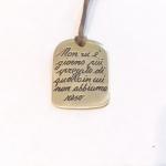 Il fascino dei gioielli personalizzati Ink